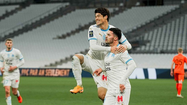 OM - Montpellier (3-1) : Les buts olympiens