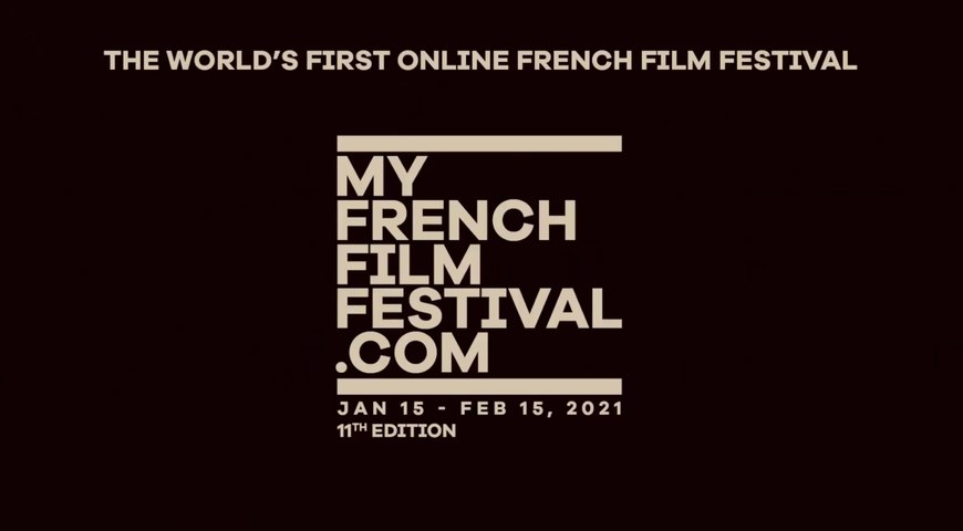 MyFrenchFilmFestival 2021 | Official Trailer