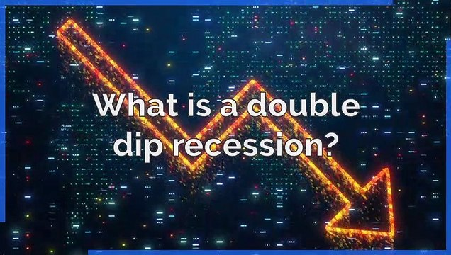 Financial crash - What is a double dip recession?