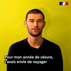 Pierre-Lou, jeune reporter pour l'environnement