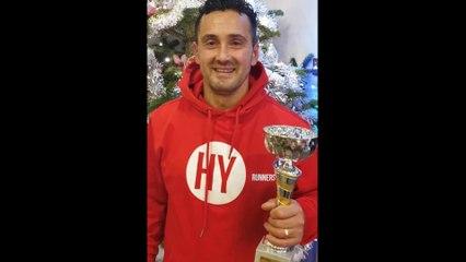 HY Runners 2020 award winners