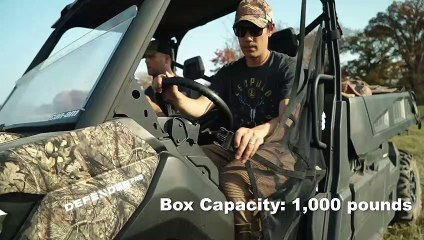 The Can-Am Defender Pro DPS: The Ultimate Hunting and Farming Rig