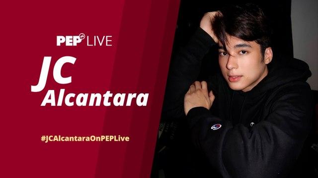 WATCH: JC Alcantara on PEP Live!