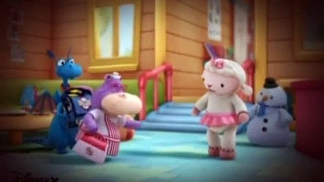 Doc McStuffins S02E03 Diagnosis Not Even Close Is Bronty's Twisted Tail