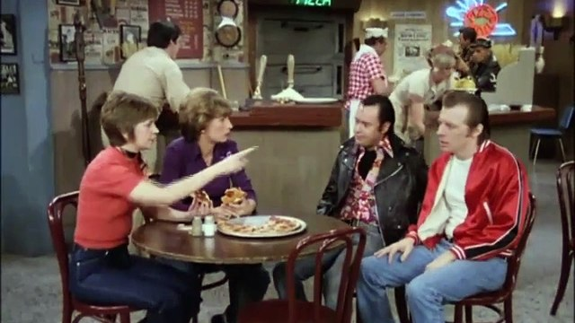 Laverne and Shirley Season 5 Episode 24 The Diner