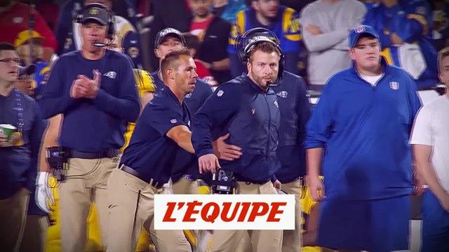 Qui compose le staff d'une équipe de NFL ? - Foot US - NFL