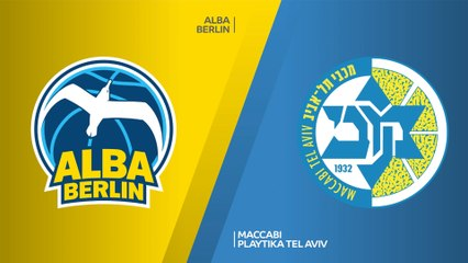 EuroLeague 2020-21 Highlights Regular Season Round 18 video: ALBA 73-85 Maccabi