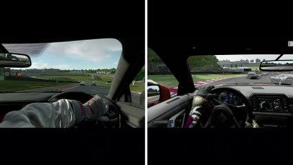 GT Sport vs Forza 7