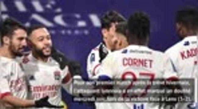 Ligue 1 - Depay à l'OL, pour encore combien de temps ?