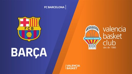 EuroLeague 2020-21 Highlights Regular Season Round 18 video: Barcelona 89-72 Valencia