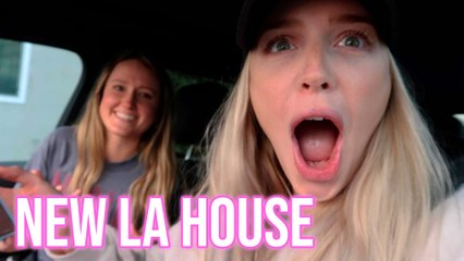 I MOVED TO LA   NEW HOUSE, NO FRIENDS!!!!!