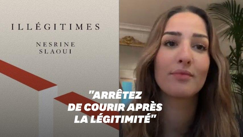 """Les 3 conseils de Nesrine Slaoui pour ne plus se sentir """"Illégitimes"""""""
