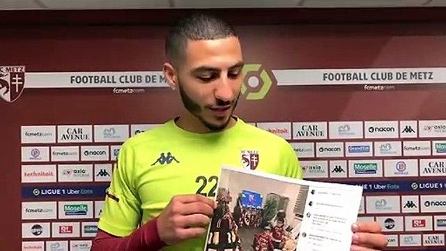 Découvrez le gagnant du maillot de Youssef Maziz !