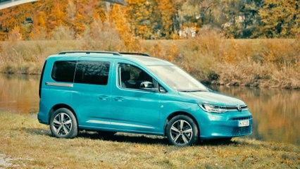 VW Caddy 2020 auf Golf-Plattform - Bester Hochdachkombi für Familien und Handwerker?