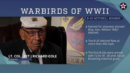 B-25 Mitchell Bomber • United States • World War 2