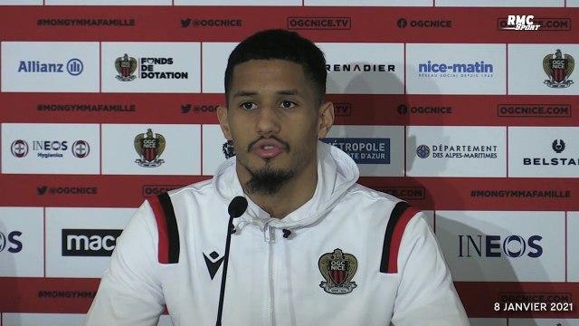 """Nice : """"Je viens en patron pour diriger la défense"""" promet Saliba, prêté par Arsenal"""