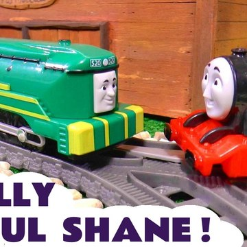 Thomas and Friends Big World Big Adventures Useful Shane with the Funny Funlings in this Family Friendly Full Episode English Toy Story for Kids from Kid Friendly Family Channel Toy Trains 4U