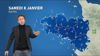 Illustration de l'actualité La méteo de votre samedi 9 janvier 2021