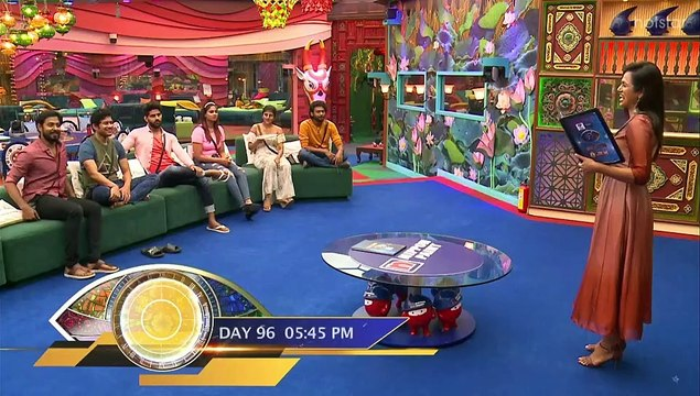 Bigg Boss Tamil 08-01-2021 Season 4 Vijay TV Show
