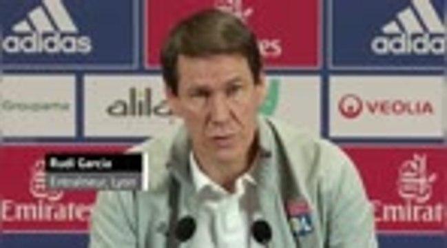 "Transferts - Garcia : ""Dembélé ? On préfère le garder"""
