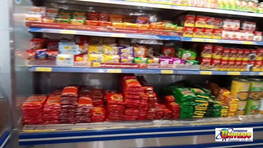 Supermercado Universo - VT janeiro 2021