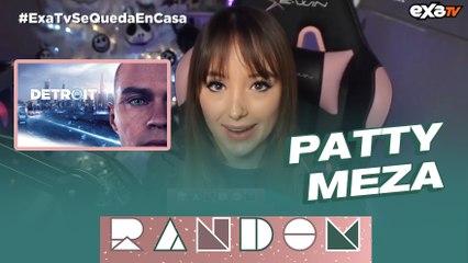 Patty Meza reseña el videojuego Detroit Become Human / EXA TV