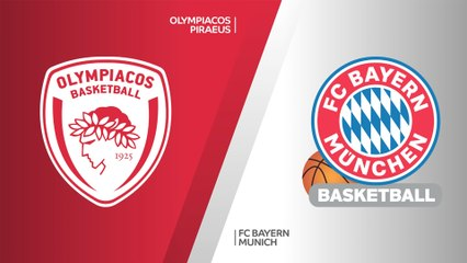EuroLeague 2020-21 Highlights Regular Season Round 18 video: Olympiacos 84-82 Bayern
