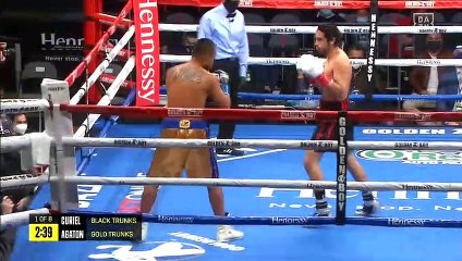 Raul Curiel vs Ramses Agaton (02-01-2021) Full Fight