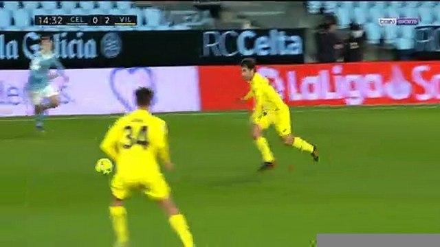 La Liga - Villarreal, un 4-0 en... 31 minutes !