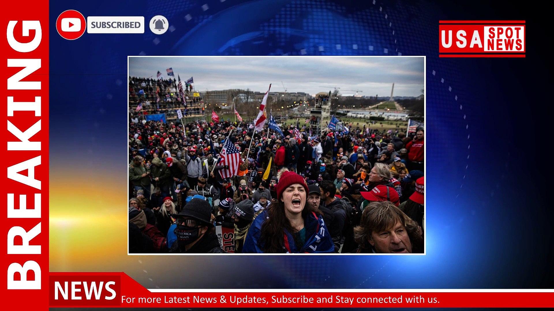 08 Jan 2021 | Evening News Headlines | Breaking News | News Today | USA Spot News