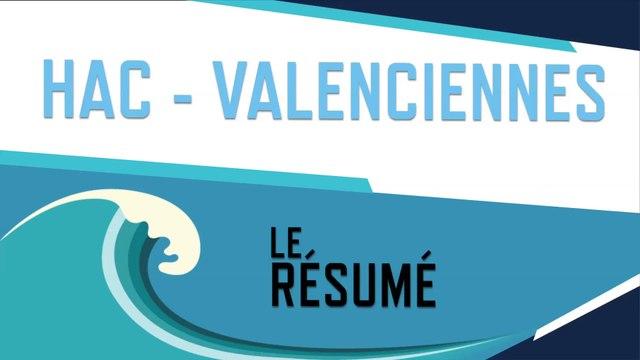 HAC - Valenciennes (0-2) : le résumé du match