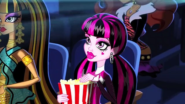 Ghosts with Dirty Faces   Volume 3   Monster High