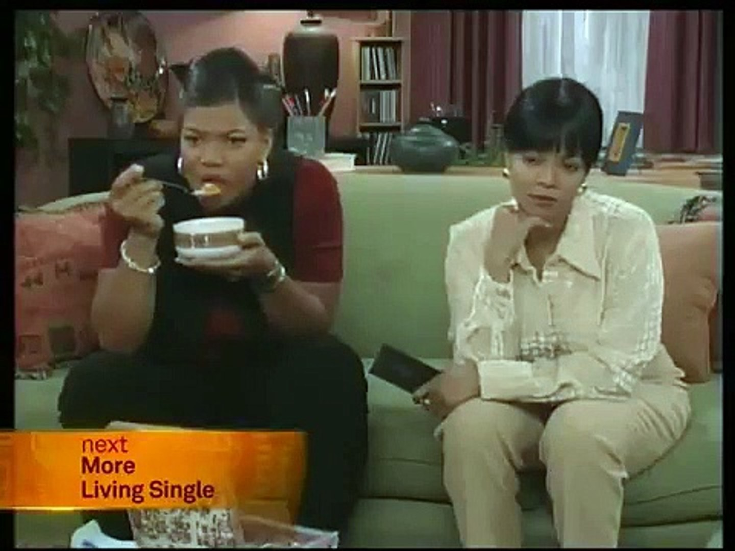 Living Single - Se3 - Ep14 - I'm Ready for My Close-Up