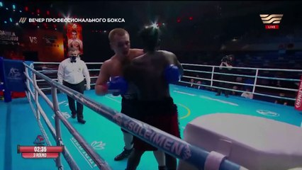 Danila Semenov vs Abraham Tabul (16-12-2020) Full Fight