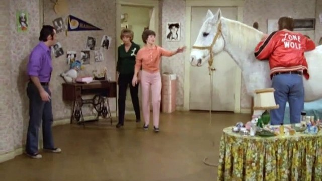 Laverne and Shirley Season 3 Episode 14 The Horse Show