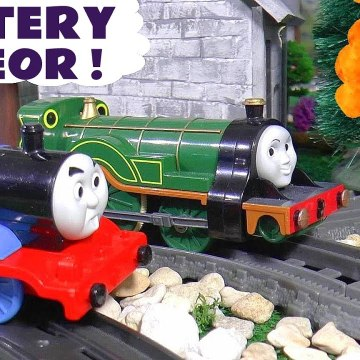 Mystery Meteor with Thomas and Friends Funny Funlings and Marvel Avengers Iron Man in this Family Friendly Full Episode English Toy Story for Kids from Kid Friendly Family Channel Toy Trains 4U