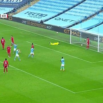 Bernardo Silva goal - Manchester City 1-0 Birmingham City - (Full Replay)