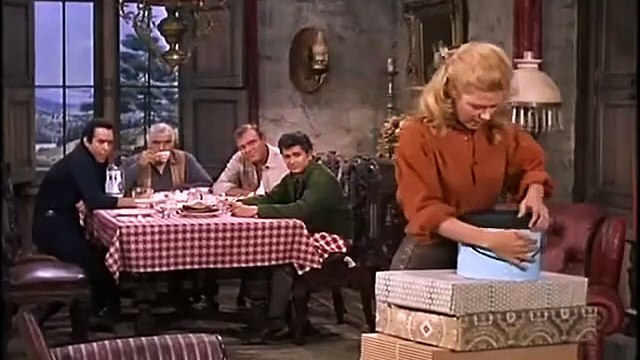 Bonanza Season 3 Episode 33 The Mountain Girl