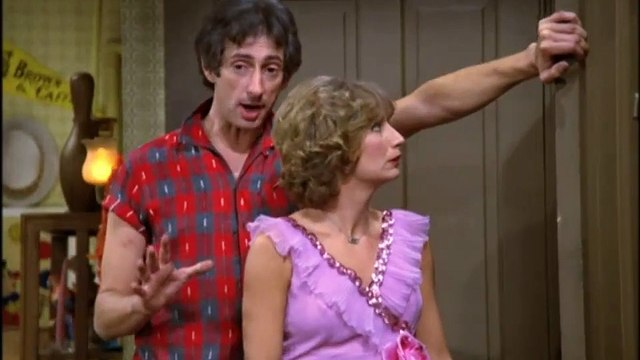 Laverne and Shirley Season 4 Episode 08 The Bully Show