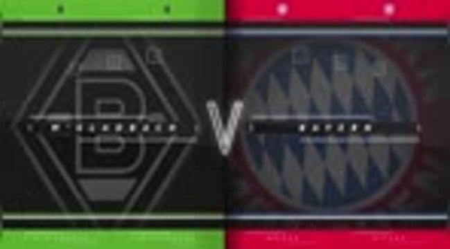 15e j. - Le Bayern renversé par Gladbach