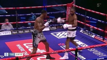 Shakan Pitters vs Craig Richards (18-12-2020) Full Fight