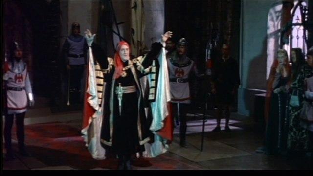 The Magic Sword (1962)  Full Adventure, Drama, Fantasy Movie part 1/2