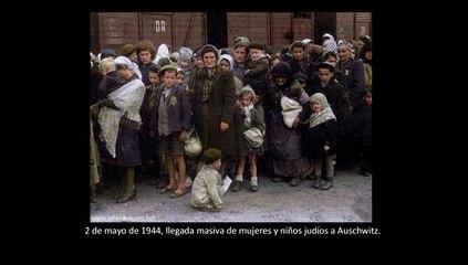 Campo de concentración y exterminio Auschwitz (Polonia)
