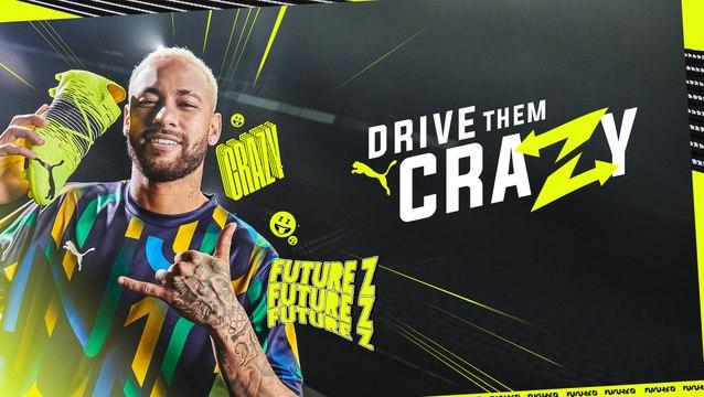La toute première pub de Neymar pour Puma (Future Z)