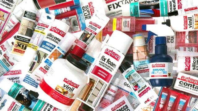 EXTREMA: professional adhesives and sealants and DIY (2020)