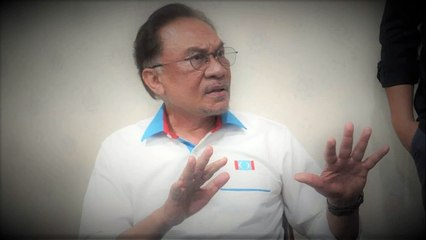 Anwar Ibrahim: Kerajaan Lemah, Tak Upaya Memenangi Covid-19 Dengan Berkesan & Pelaburan Tak Sampai