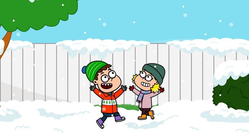 Hurra Kinderlieder - Schnee