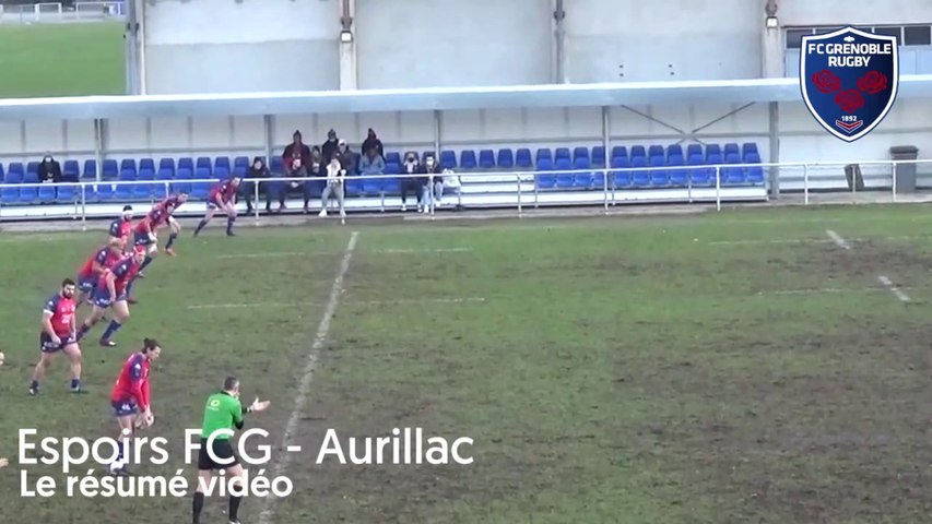 Video : Video - Resume FCG-Aurillac
