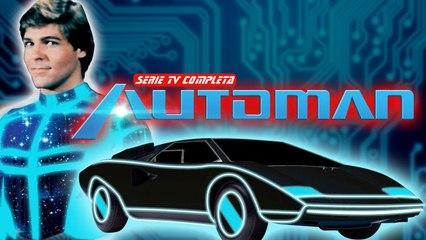 AUTOMAN (1983) Serie TV Completa