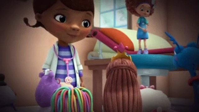 Doc McStuffins S02E18 Take Your Doc To Work Day Blazer's Bike
